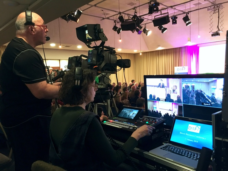 Event Filming, Streaming Specialists